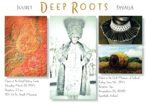 Deep Roots Card Front