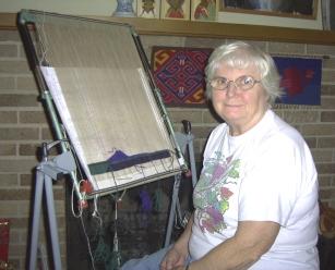Ellen the Weaver